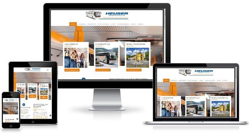 Referenz Heuser | CTC Media GmbH