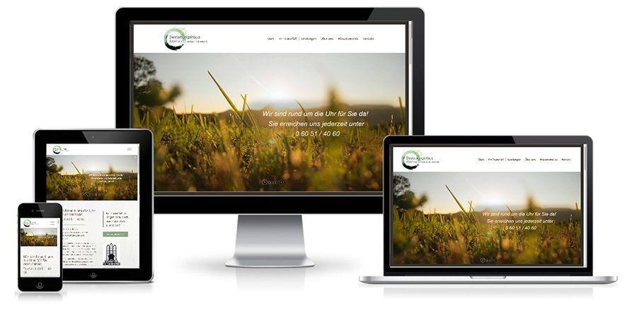 Referenz Bestattung Klein | CTC Media GmbH