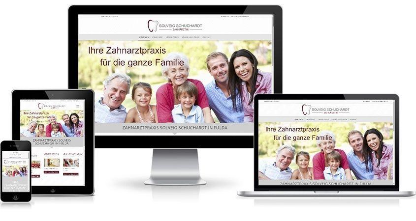 Referenz Zahnarztpraxis Schuchardt | CTC Media GmbH