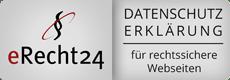 Datenschutz | eRecht24
