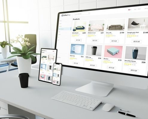 Shopsysteme   Responsive Design