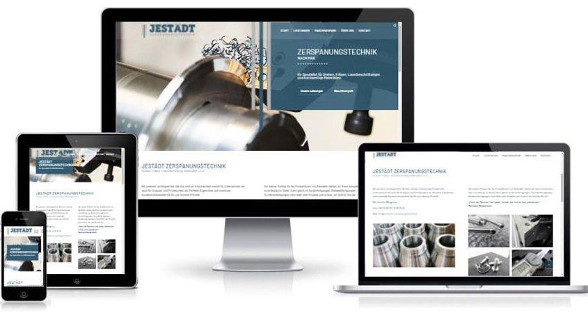 Referenz Jestädt Zerspanungstechnik | CTC Media GmbH