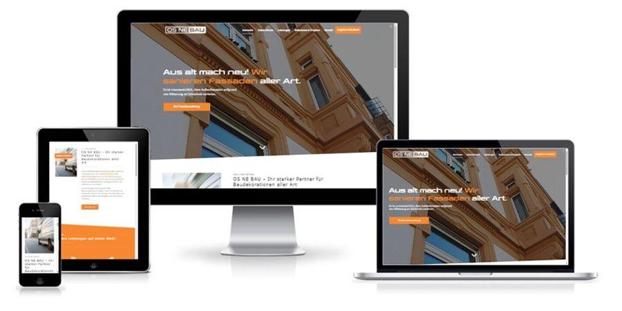 Referenz OSNE Bau | CTC Media GmbH