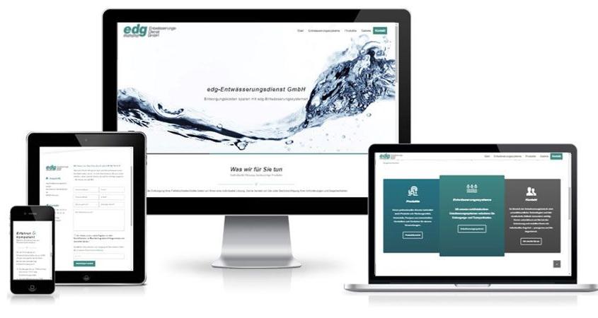 Referenz | edg-Entwaesserungsdienst GmbH